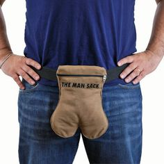The Man Sack Bum Bag