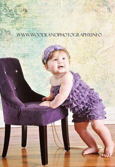 love the purple lace