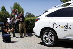 Google, Mercedes, Audi get California permits for self-driving cars
