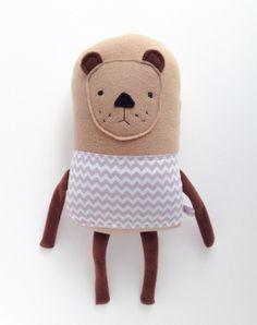 / Finkelstein's Center Handmade Creature Toy