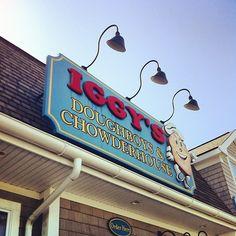 Iggy's Doughboys & Chowder House in Warwick, RI