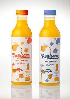 Tropicana redesign