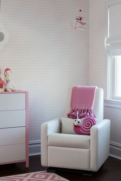 Madeline Weinrib Pink Darlington Cotton Carpet, via Sissy + Marley