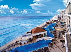 The Royal in Cancun. My favorite place been here twice.