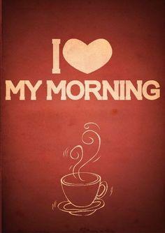 I <3 my #Hills #Bros morning