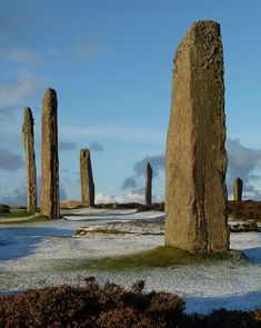 Stones of Brodgar, Orkney, Scotland | David May ?? All rights reserved