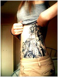 rob zombie tattoo tattoos b mans board pinterest. Black Bedroom Furniture Sets. Home Design Ideas