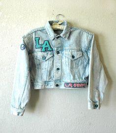 80's LA GEAR streetwear