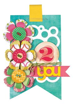 Scrapbook & Cards Today - Project: Trend - You by Vicki Boutin