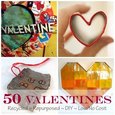 fifty valentines ideas