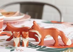 Crafty Like a Fox Party