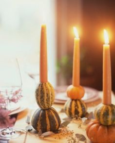 8 Easy Thanksgiving Centerpiece Ideas