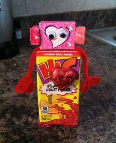 Valentines treat project
