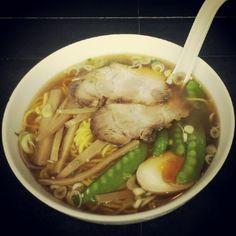 #Ramen noodle soup, one of my favorite foods ever. #GrandRamen #BKK #ShoyuRamen - @ruben_i- #webstagram