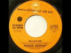 "FLASHBACK...Michael Murphey - ""Wildfire"" (radio edit) (1975)"
