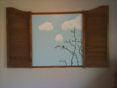 Bedroom mural for a friend - 1