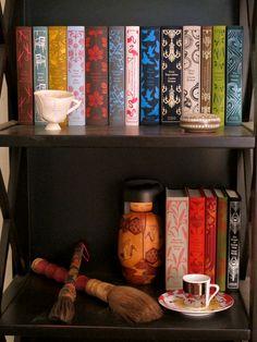 Penguin Clothbound Classics // I LOVE these books.