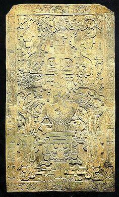 ancient alien, stone carv