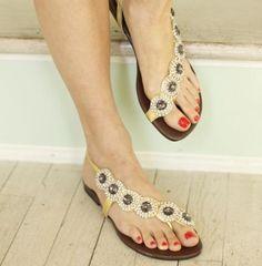 Very Cute Sandals.