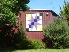 Muddy Puddle Musings: California Barn Quilt Trail