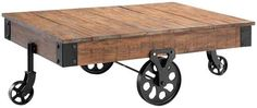 Industrial Maison Coffee Table