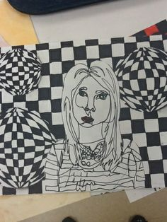 Less Talk, More Art: A middle school art ed blog