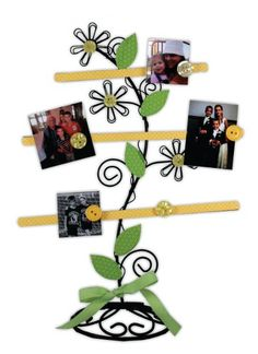 Photo Jewelry Tree. A project sheet for this project can be found here: http://www.craftsdirect.com/default.aspx?PageID=311=994