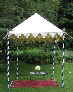 A Pergola Tent