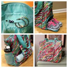 April special all pro tote 2014 thirty one