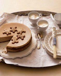 Gingerbread Cheesecake Recipe