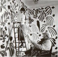decorating with Henri Matisse