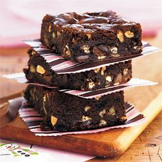 Recipe: Kitchen Sink Brownies | SouthernLiving.com | #Chocolate