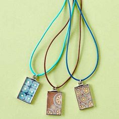 Pretty Paper Jewelry Like These Showstopping Necklaces!