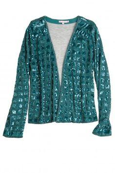 Anastagio Sequin Encrusted Jacket