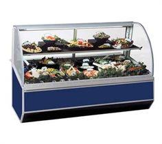 FEDERAL Display Case, Refrigerated Deli,Dallas Restaurant Equipment & Supplies, Convenience Stores Supplies, DFW Discount Restaurant Equipment