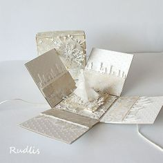 love, life and crafts Rudlis: Memory Box