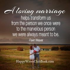 A Loving Marriage