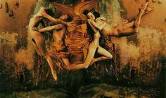 Jan Saudek - Purgatory No. 354, 1987