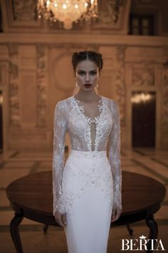 Berta Wedding Dress Collection 2014 (Part 1)