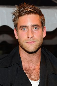 Oliver Jackson-Cohen, born in 1986 in Westminster. This 6'3″ English actor has a long list of television credits including appearing in the soap Hollyoaks when he was 15 and is slated to appear in NBC's Dracula, making its debut in Fall 2013. He's also starred alongside many well-known Hollywood types in movies like Life and Death at 17 (alongside Jennifer Lawrence), Going the Distance (Drew Barrymore, Justin Long) and Faster (Dwayne Johnson)