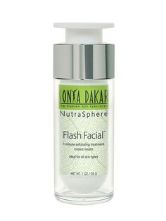 As seenin @TeenVogue- Flash Facial is the perfect fix for dry skin!