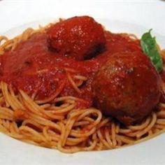Richard and Suzanne's Famous Spaghetti Sauce