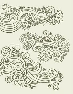 Vector of 'Doodles design elements'