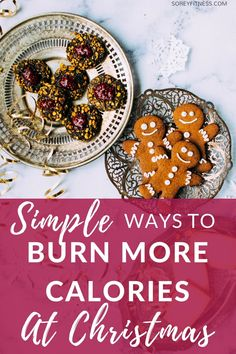 Burn more calories a