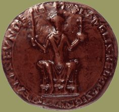 Seal of William Duke of Normandy as King of England