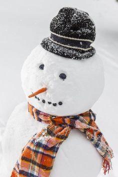 Snowman! ♥♥
