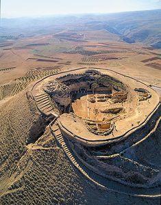 King Herod's Tomb. Israel