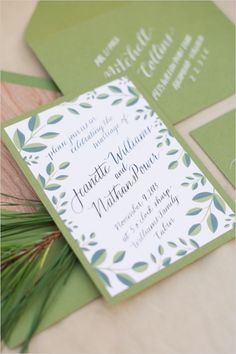 stationery by The Weekend Type #weddinginvitations #stationery #weddingchicks http://www.weddingchicks.com/2014/02/21/jewel-wedding-ideas/