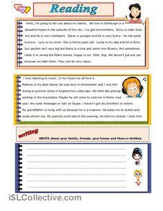 Essay reader online