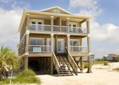 Gulf Shores, AL: Emerald Seas will delight families with everything needed to enjoy a family vacation on the Gulf Coast. This newer, charming duplex is located within ...